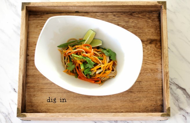thai pumpkin soba noodles 6