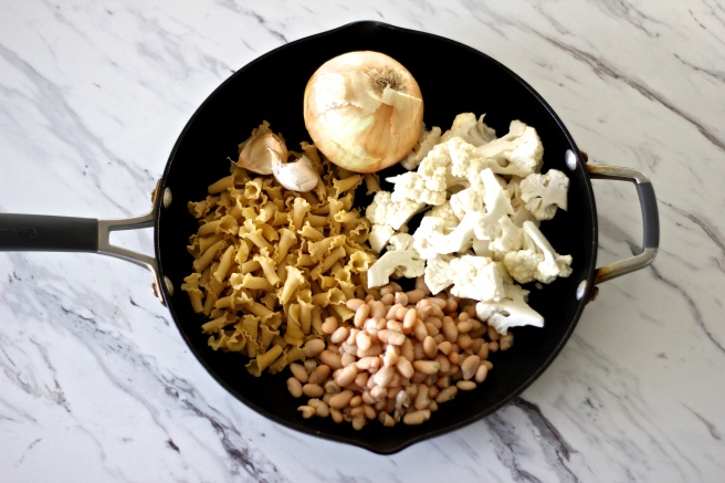 cauliflower noodles ingredients