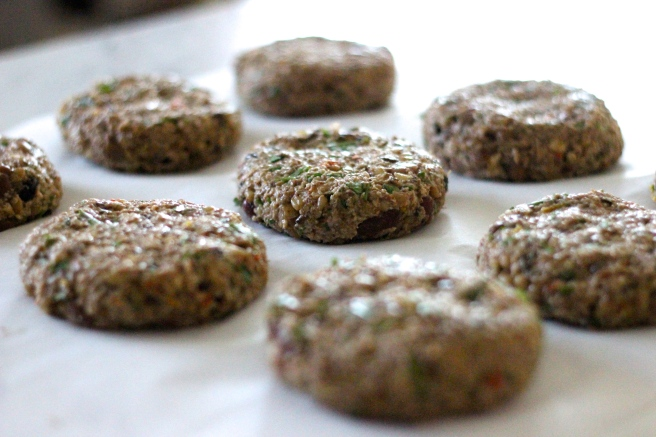 bean mix veggie burgers 3