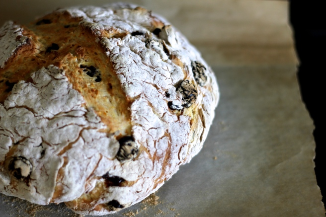 citrus cherry irish bread 2